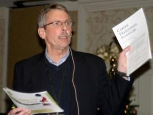 Tom Bachhuber, President of the Board, Center for Life Transitions