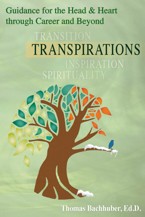 TRANSPIRATIONS: Guidance for the Head & Heart through Career and Beyond