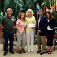Grant to St. Ann Center