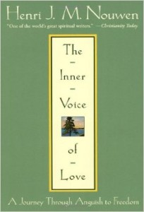 Henri Nouwen The Inner Voice of Love