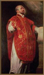Saint Ignatious of Loyola