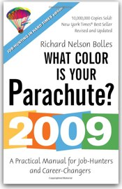 Richard Bolles - What color is your parachute
